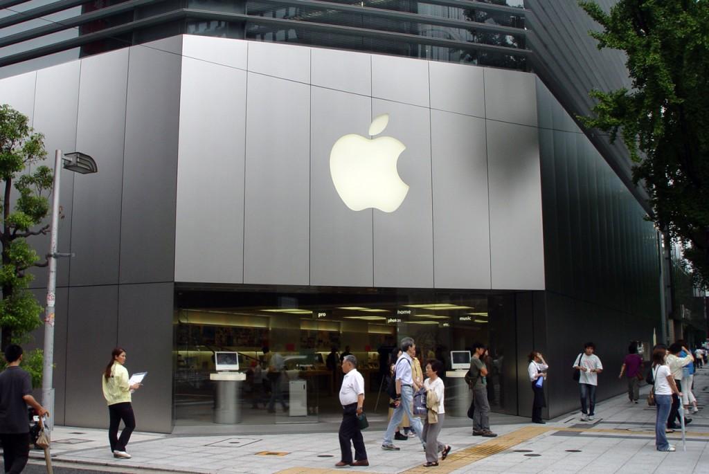 AppleStore心斎橋